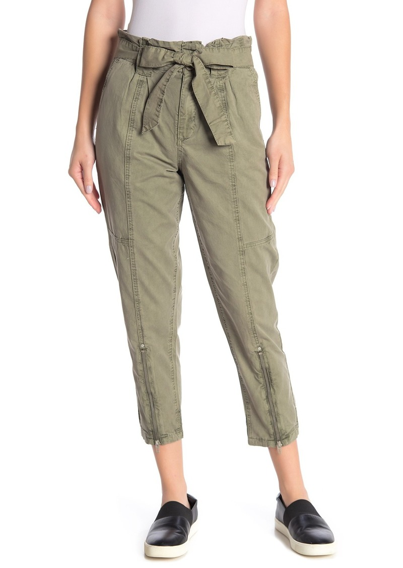 Blank Paperbag Trousers