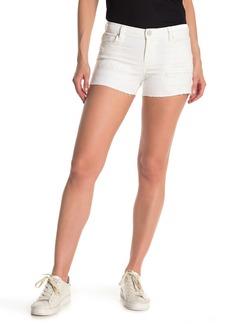 Blank Rip & Repair Denim Shorts