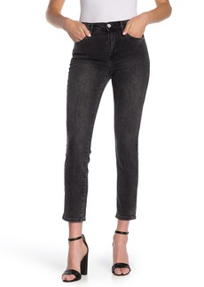 Blank Rivington High Rise Tapered Skinny Jeans