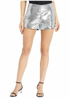 Blank Sequin Shorts in Astrology