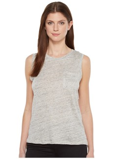 Blank Sleeveless Tank Top in Embrace The Gray