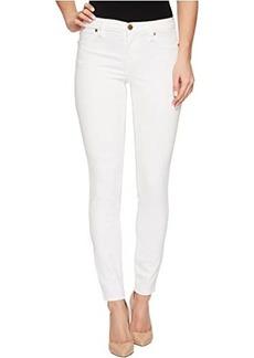 Blank Super Skinny in Great White