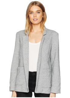 Blank Sweatshirt Blazer in Hipster Chic