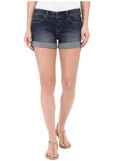 Blank The Basic Cuff Short in Denim Blue