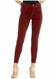 Blank The Bond Mid-Rise Skinny in Claret