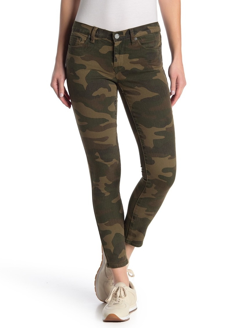 Blank The Reade Crop Camouflage Skinny Jeans