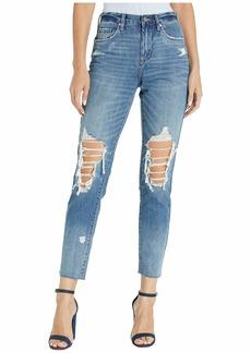 Blank The Rivington Destructed Jeans in Jet Setter