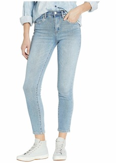 Blank The Rivington High-Rise Tapered Jeans in Ever After