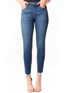 Women's Blanknyc The Bond Raw Hem Skinny Jeans