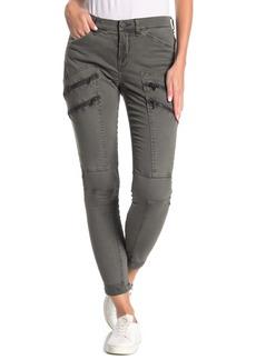 Blank Zip Pocket Utility Pants