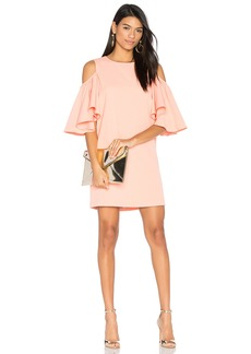 Blaque Label Cold Shoulder Dress