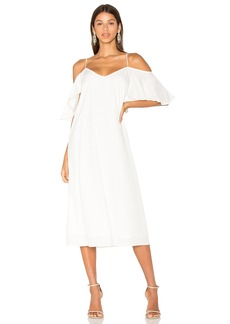 Blaque Label Cold Shoulder Sun Dress