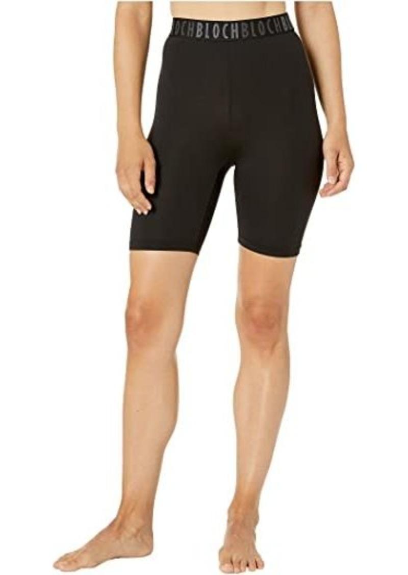 Bike Shorts with Elastic