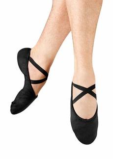 Bloch Dance Men's Pump Split Sole Canvas Ballet Slipper/Shoe Dance  9.5 N US