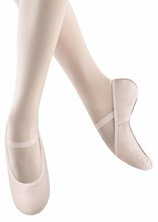 Bloch Women's Dance Belle Full-Sole Leather Ballet Shoe/Slipper  5.5 D US