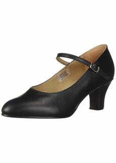 Bloch Dance Women's Cabaret Shoe  8 Medium US