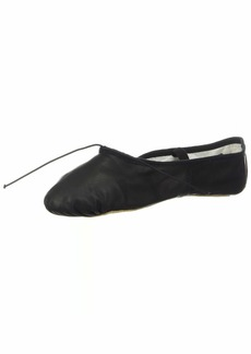 Bloch Women's Dansoft Full Sole Leather Ballet Slipper/Shoe  2 X-Wide