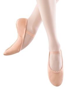 Bloch Dance Women's Dansoft Full Sole Leather Ballet Slipper/Shoe  3 X-Narrow