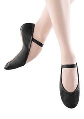 Bloch Women's Dansoft Full Sole Leather Ballet Slipper/Shoe  7.5 Wide