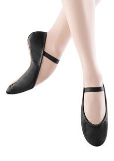 Bloch Dance Women's Dansoft Full Sole Leather Ballet Slipper/Shoe  4.5 X-Wide