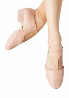 Bloch Dance Women's Elastospllit Grecian Dance Shoe   Medium US