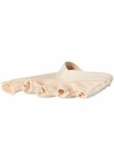 Bloch Dance Women's Soleil Foot Glove Shoe tan