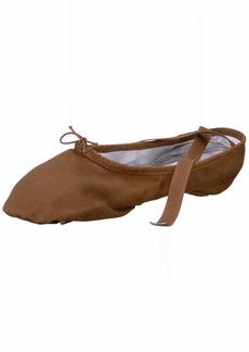 Bloch Women's Dance Men's Pump Split Sole Canvas Ballet Slipper/Shoe