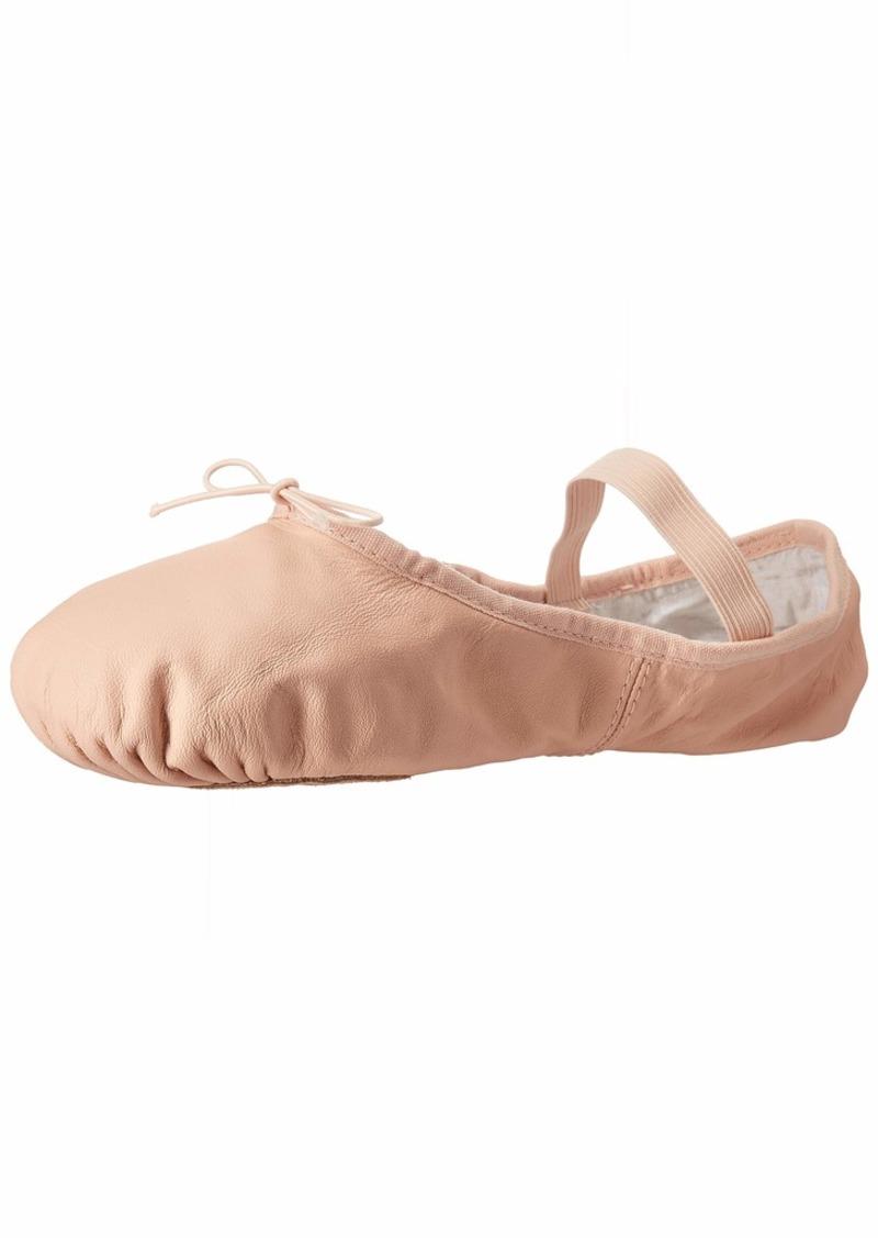 Bloch Women's Dance Dansoft II Leather Split Sole Ballet Shoe/Slipper  8.5 Wide