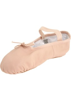 Bloch Women's Dansoft Full Sole Leather Ballet Slipper/Shoe   Narrow