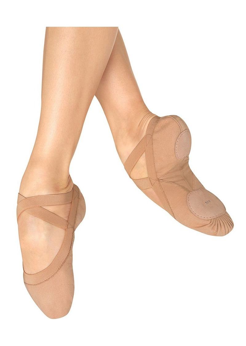 Bloch Women's Pro Elastic Ballet Slipper