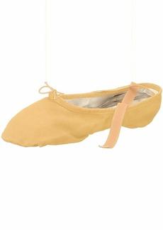 Bloch Women's Pump Split Sole Canvas Ballet Shoe/Slipper