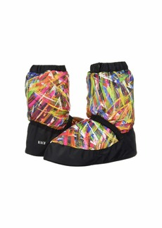 Bloch Printed Warm Up Booties