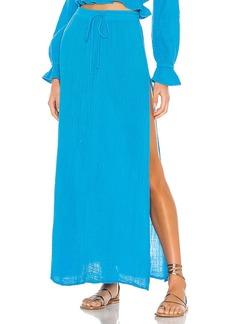 Blue Life Palmas Skirt