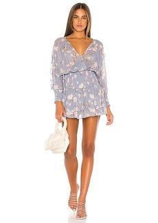 Blue Life x REVOLVE Virgo Dress