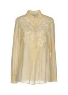 BLUMARINE - Lace shirts & blouses