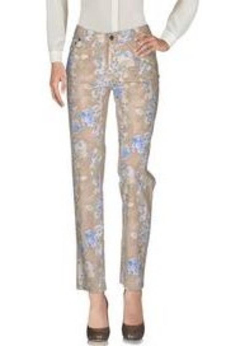 BLUMARINE JEANS - Casual pants