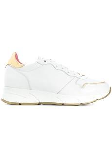 Blumarine chunky sole runner sneakers