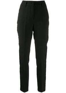 Blumarine cigarette-leg trousers