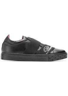 Blumarine elastic band sneakers