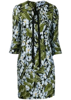 Blumarine floral-print dress