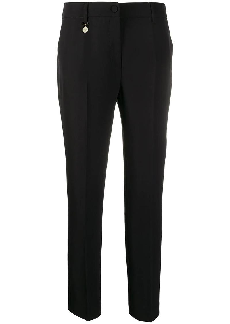 Blumarine high-rise cropped trousers