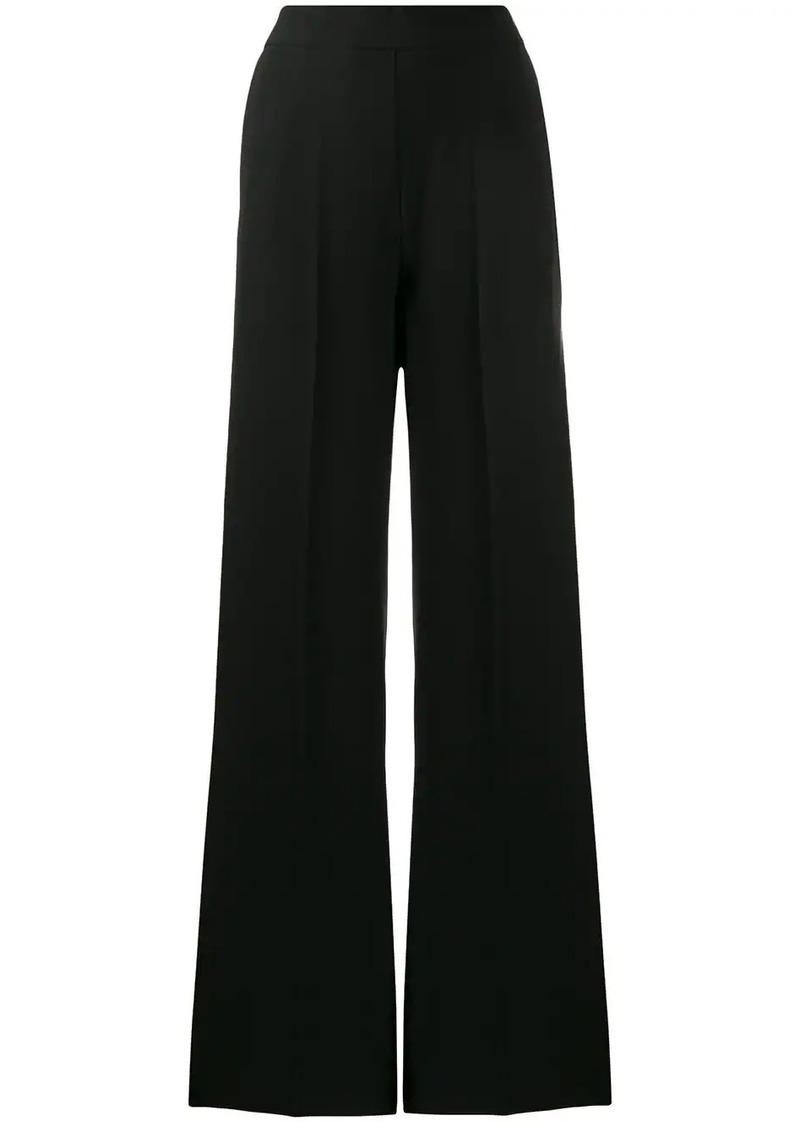 Blumarine high-waisted tailored trousers