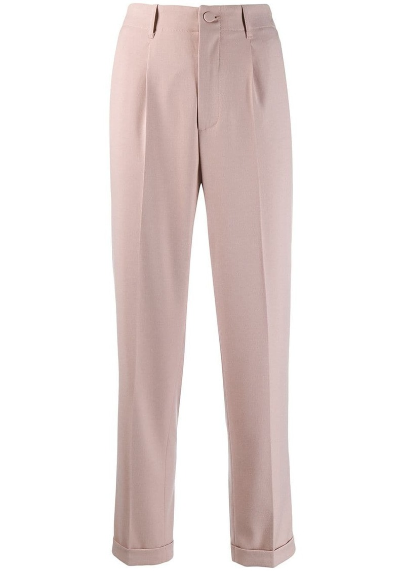 Blumarine high-waisted trousers