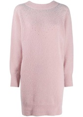 Blumarine knitted jumper dress
