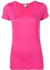Blumarine scoop neck T-shirt