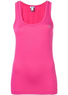 Blumarine scoop neck vest
