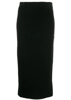 Blumarine stretch pencil skirt
