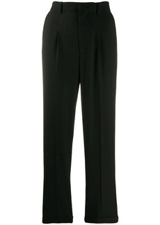 Blumarine tapered relaxed-fit trousers