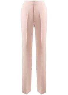 Blumarine wide leg tailored trousers