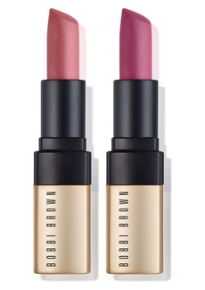 Bobbi Brown Powerful Pinks Luxe Matte Lipstick Duo (USD $76 Value)